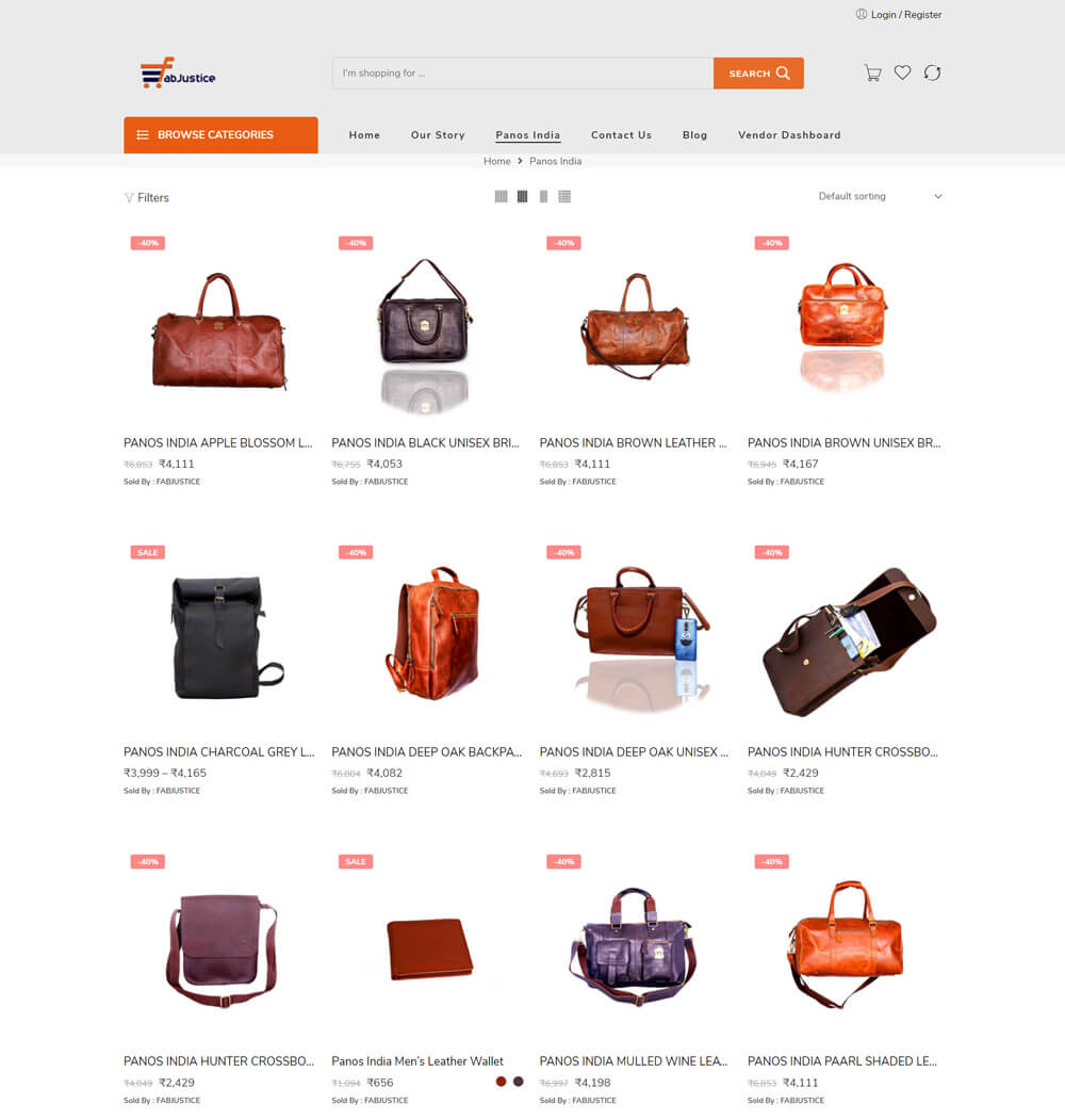 fabjustice-e-commerce-project-2
